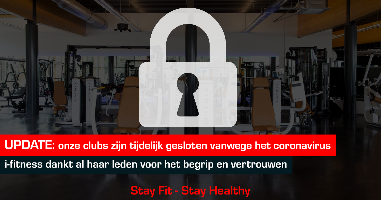 Covid closed nl
