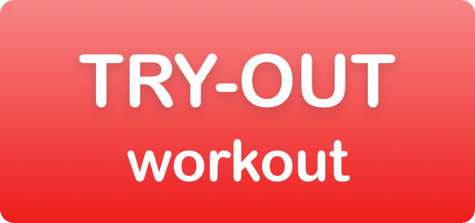 Tryout workout 2x