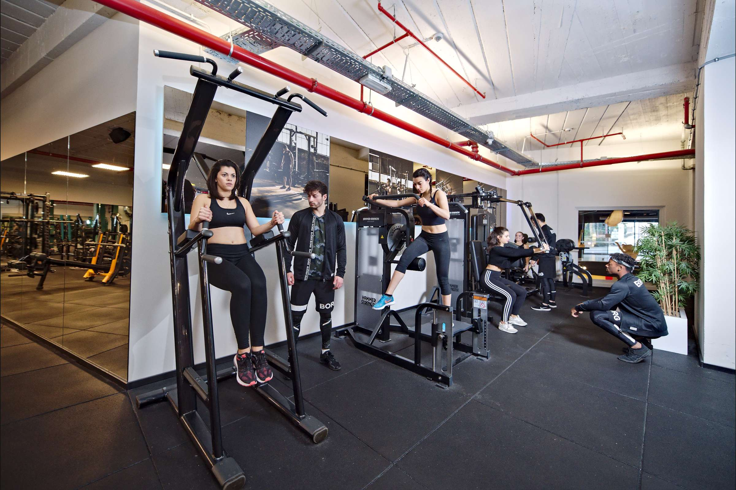 33 i fitness uccle dec 2017